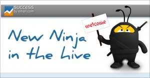 Ninja in the Hive - Success by Email