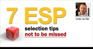7 ESP selection tips not to be missed