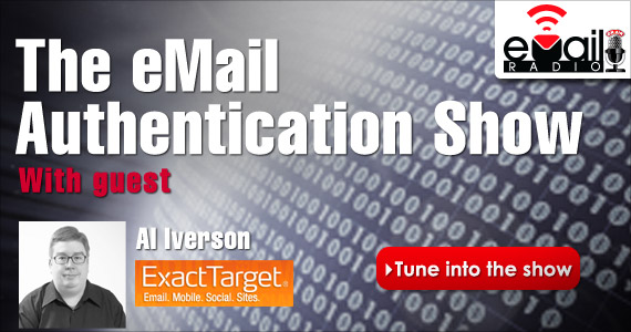 eMailRadio - The eMail Authentication Show