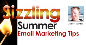 Sizzling Summer Email Marketing Tips