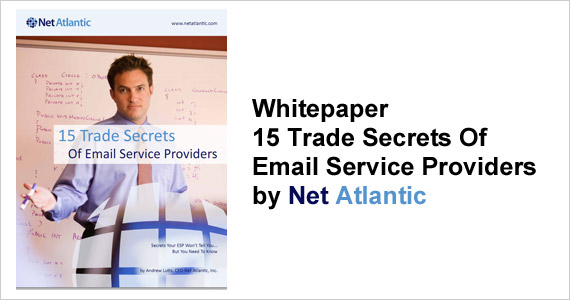 Whitepaper - 15 Trade Secrets Of Email Service Providers by Net Atlantic