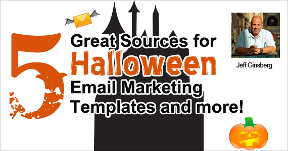 5 Great Sources for Halloween Email Marketing Templates and more by Jeff Ginsberg @Dad_FTW