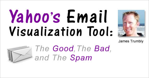 Yahoo's Email Visualization Tool: The Good, The Bad, and The Spam