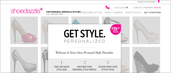 Shoedazzle - Email Marketing Specialist
