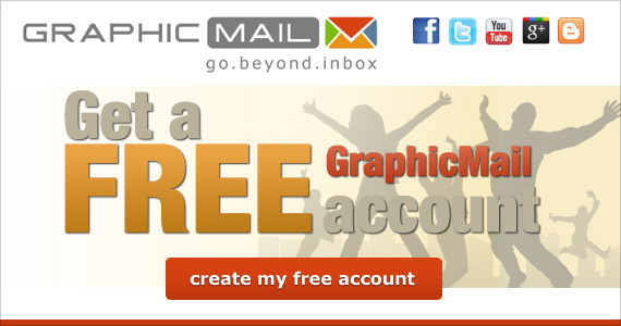 Get a FREE GraphicMail Account