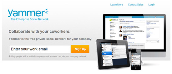 yammer - Email Marketing Manager - Product Marketing