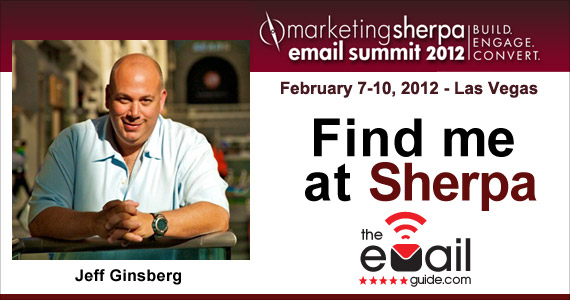 Marketing Sherpa Email Summit 2012