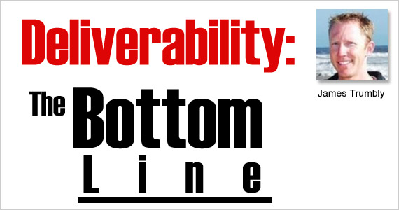 Deliverability: The Bottom Line by James Trumbly @econnectemail