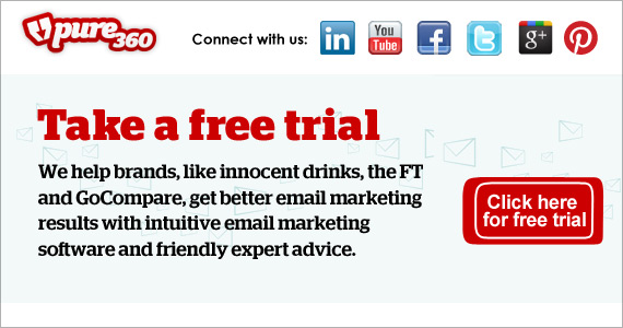 Pure360 Free Trial
