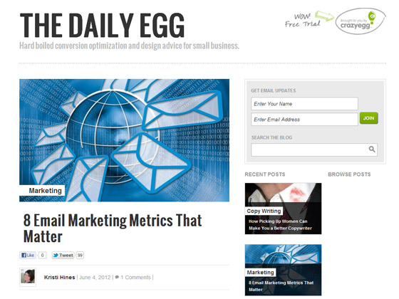 8 Email Marketing Metrics That Matter