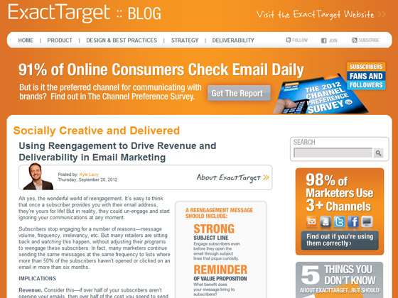 Using Reengagement to Drive Revenue and Deliverability in Email Marketing