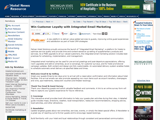 Win Customer Loyalty with Integrated Email Marketing