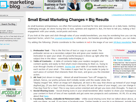 Small Email Marketing Changes = Big Results
