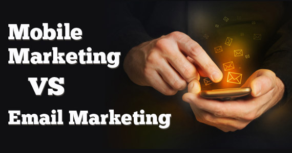 Mobile Marketing vs Email Marketing by James Trumbly @econnectemail