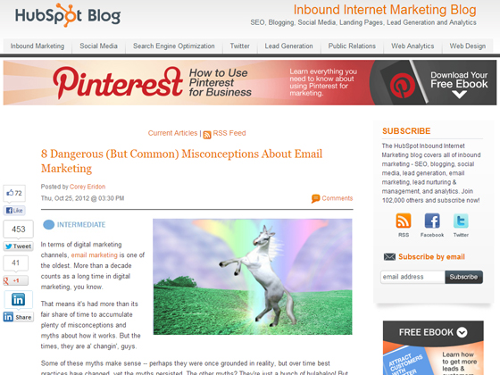 8 Dangerous (But Common) Misconceptions About Email Marketing