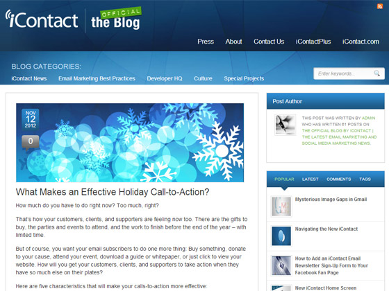 What Makes an Effective Holiday Call-to-Action?
