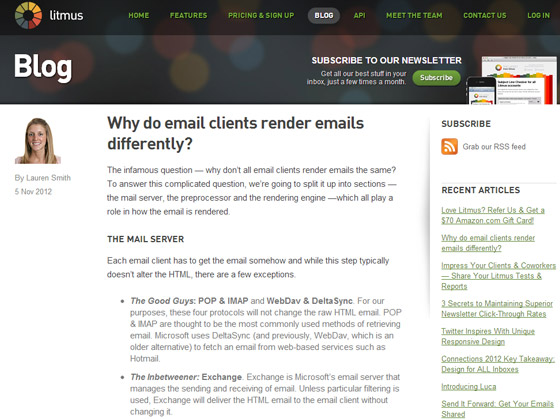 Why do email clients render emails differently?