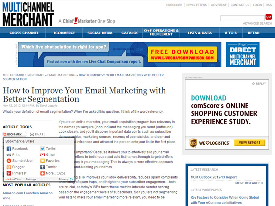 How to Improve Your Email Marketing with Better Segmentation