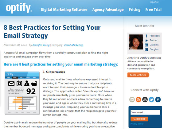 8 Best Practices for Setting Your Email Strategy