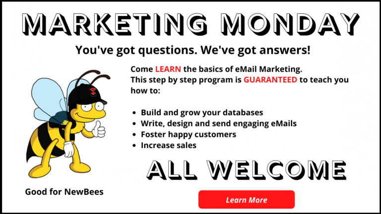 Marketing Monday a weekly free course to teach people how to be better email marketers
