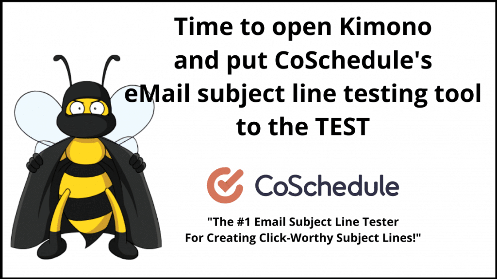 CoSchedule The #1 Email Subject Line Tester For Creating Click-Worthy Subject Lines
