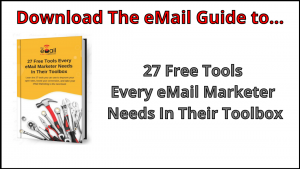 27 Free Tools Every eMail Marketer Needs In Their Toolbox (1)