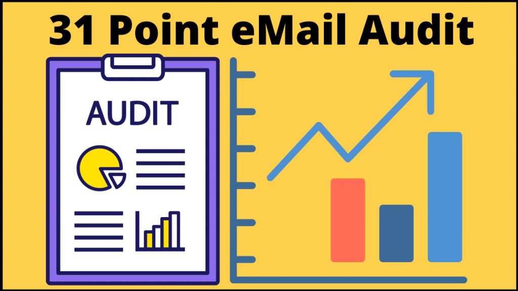 Get a free 31 Point Email Marketing Audit