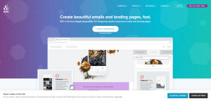 Bee Email Template Designer